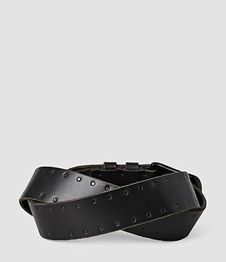 Mens Trap Belt (Black) - product_image_alt_text_2