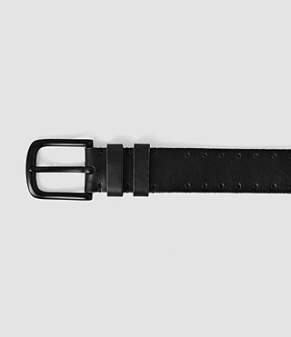 Mens Trap Belt (Black) - product_image_alt_text_3