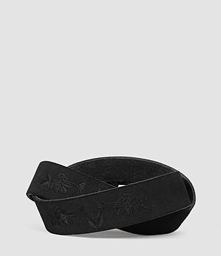 Hombre Wreath Belt (Black) - product_image_alt_text_2