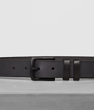 Hommes Ceinture Grove Slim (ANTHRACITE GREY) - product_image_alt_text_2