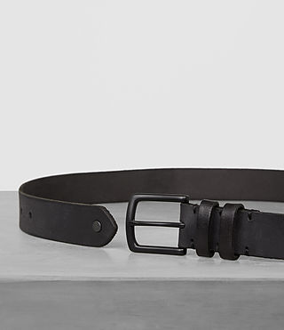 Hommes Ceinture Grove Slim (ANTHRACITE GREY) - product_image_alt_text_3
