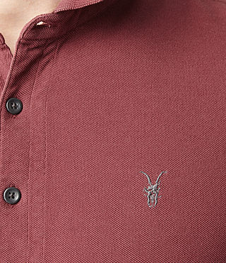 Mens Sandringham Polo (Washed ink) - product_image_alt_text_6