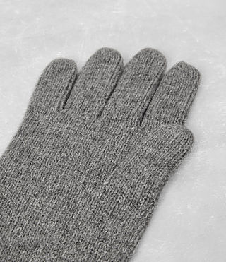 Mens Killick Gloves (Grey Marl) - product_image_alt_text_3