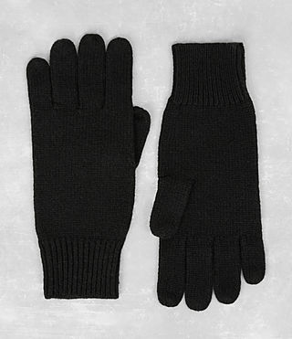 Hombres Killick Gloves (Jet Black) -