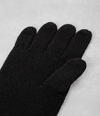 Hombres Killick Gloves (Jet Black) - product_image_alt_text_3