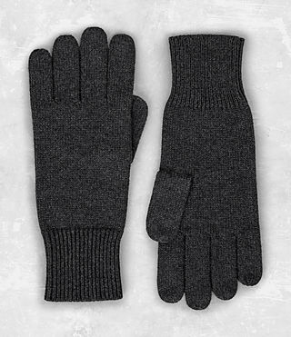 Hommes Gants Yukon (Charcoal Marl) - product_image_alt_text_6