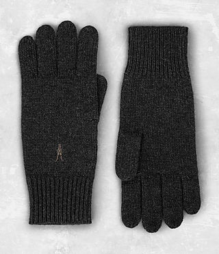 Uomo Klymore Gloves (Cinder Black Marl)