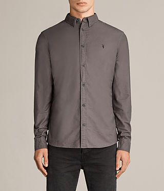 Mens Hungtingdon Shirt (Cannon) - product_image_alt_text_1