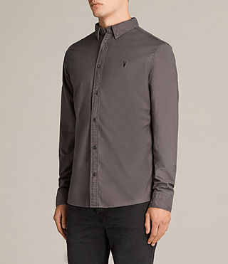 Mens Hungtingdon Shirt (Cannon) - product_image_alt_text_3