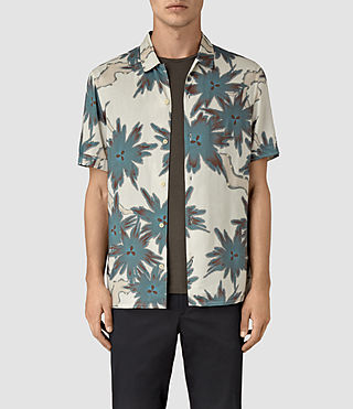 Uomo Zapata Ss Shirt (Off White)