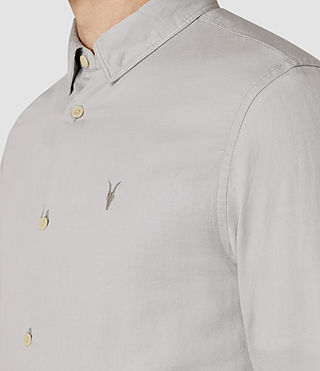 Mens Hermosa Shirt (MIRAGE BLUE) - product_image_alt_text_4