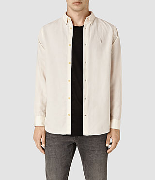 Uomo Hermosa Shirt (ECRU WHITE)