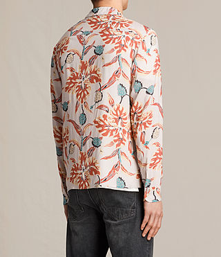 Men's Pipeline Shirt (ROSE GREY) - product_image_alt_text_3