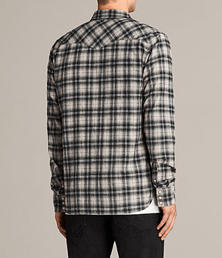 Men's Jacinto Shirt (Ecru) - Image 4