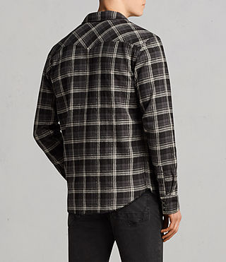 Mens Blackroad Shirt (Black) - Image 4