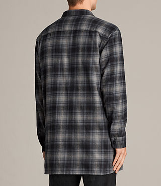Mens Laconia Shirt (MOSS GREY) - Image 4