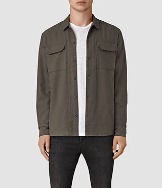 Men's Guerra Shirt (Khaki)