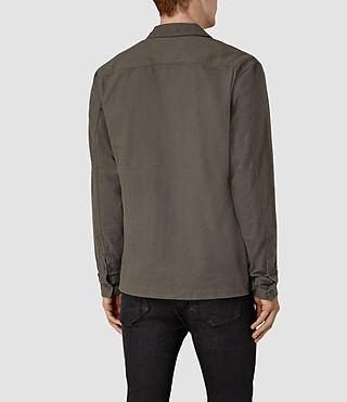 Men's Guerra Shirt (Khaki) - product_image_alt_text_4