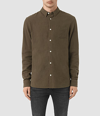 Men's Medora Shirt (Khaki)