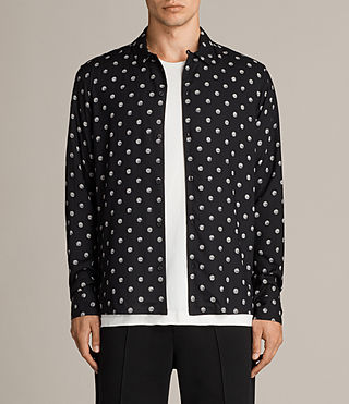 Men's Cody Shirt (Black) - Image 1