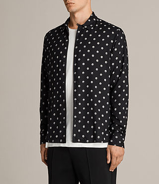 Mens Cody Shirt (Black) - Image 3