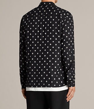 Men's Cody Shirt (Black) - Image 4