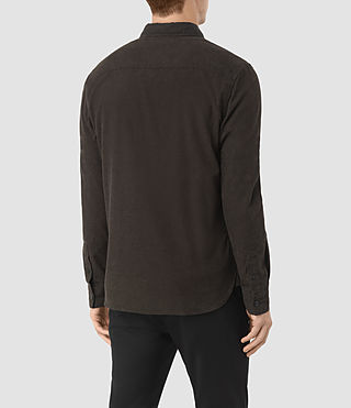 Herren Laredo Shirt (Chocolate) - product_image_alt_text_3