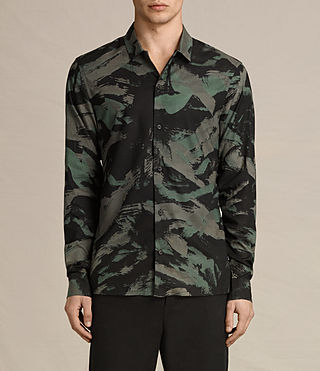 Mens Westpoint Shirt (Camo) - product_image_alt_text_1