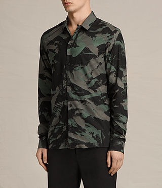 Mens Westpoint Shirt (Camo) - product_image_alt_text_2