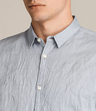 Men's Braddock Shirt (Light Grey) - product_image_alt_text_2