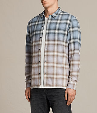 Men's Cerritos Shirt (TEMPEST BLUE) - product_image_alt_text_3