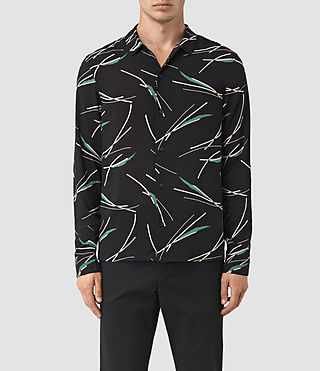 Uomo Moreland Shirt (Black Base) -