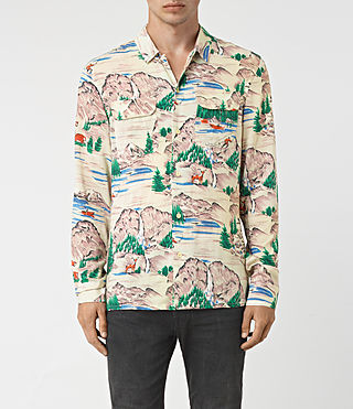 Men's Redfern Shirt (Ecru)