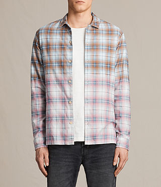Men's Coso Shirt (Blue)