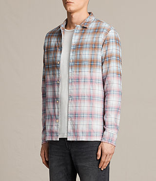 Mens Coso Shirt (Blue) - product_image_alt_text_2