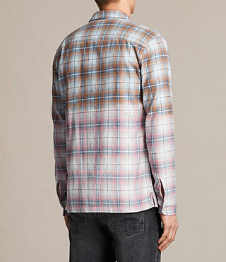 Mens Coso Shirt (Blue) - product_image_alt_text_3