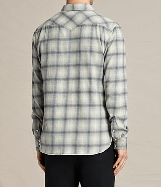 Men's Mohave Shirt (Grey) - product_image_alt_text_4
