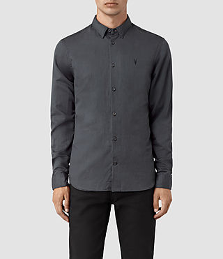 Mens Hermosa Shirt (Workers Blue)