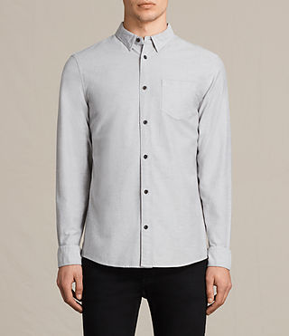 Men's Stukeley Shirt (Grey) -