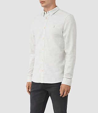 Men's Shire Shirt (Grey) - product_image_alt_text_2