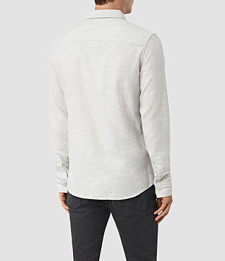 Men's Shire Shirt (Grey) - product_image_alt_text_3