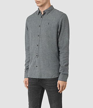 Mens Blackshear Shirt (Workers Blue) - product_image_alt_text_2