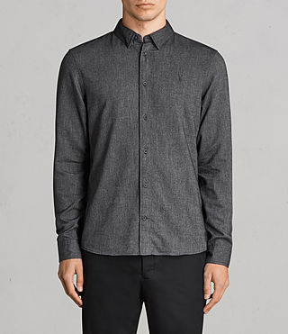 Uomo Millard Shirt (Grey) -
