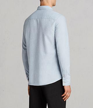Herren Millard Shirt (Light Blue) - product_image_alt_text_4