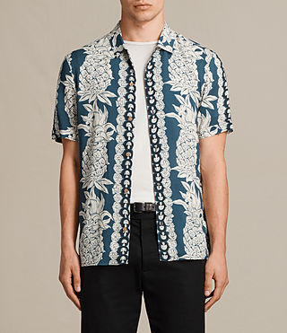 ananas short sleeve shirt