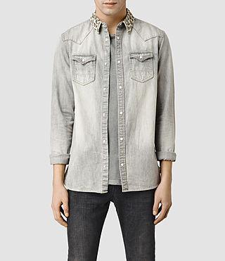 Men's Meteor Shirt (Grey)