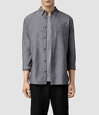 Mens Centralia Shirt (Grey)