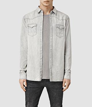 Men's River Shirt (Grey)