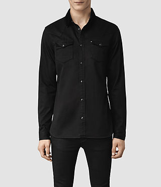 Mens Mesquite Shirt (Black)