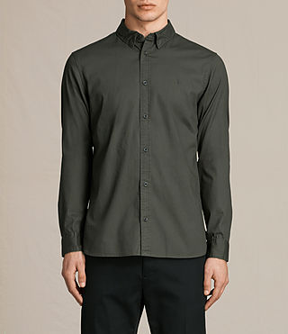 Men's Redondo Shirt (Peat) - product_image_alt_text_1